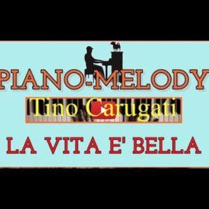 """Piano-melody """"My way"""""""